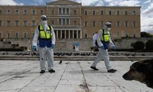 Δημοσκόπηση - Κορονοϊός: Οι Έλληνες εμπιστεύονται Τσιόδρα και κυβέρνηση;