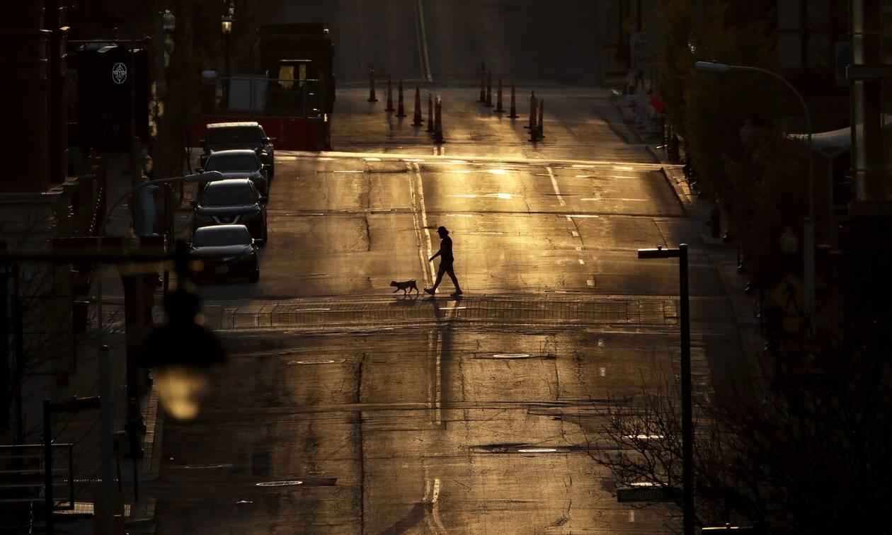 Ο παγκόσμιος εφιάλτης του κορονοϊού: 1.000.000 κρούσματα και θάνατος - Ο πλανήτης σε lockdown