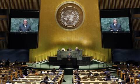 Κορoνοϊός: Η Γενική Συνέλευση του ΟΗΕ καλεί σε «συνεργασία» για την αντιμετώπιση της πανδημίας