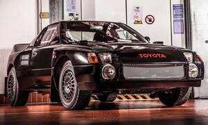 Αυτό το Toyota MR2 έχει 600 ίππους, ζυγίζει 750 κιλά, είναι Group B και δεν πάτησε ποτέ χώμα