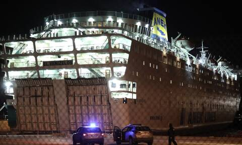 Κορονοϊός - πλοίο «Ελευθέριος Βενιζέλος»: Θρίλερ με την «υγειονομική βόμβα» των 119 κρουσμάτων