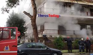Θεσσαλονίκη: Καθηγητής μουσικής ο νεκρός από τη φωτιά στο διαμέρισμα - Βρήκε φρικτό θάνατο