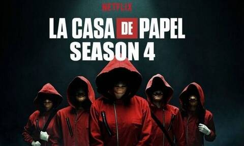 Απίστευτο: Το La Casa De Papel «έριξε» το Netflix (photo+video)