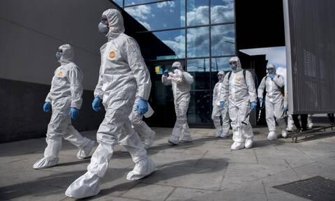 Κορονοϊός: Ανείπωτη τραγωδία στην Ισπανία με πάνω από 900 νεκρούς σε μία μέρα - 117.000 τα κρούσματα