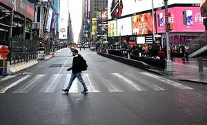 Έλληνας του εξωτερικού: «Στην πόλη μου ο κόσμος κυκλοφορεί ελεύθερα!»