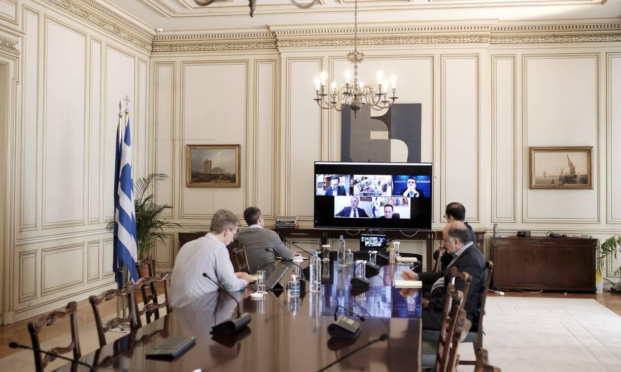 Κορονοϊός - Παρουσιάστηκε η άυλη συνταγογράφηση: Ο τρόπος εγγραφής και η παράδοση σε κινητό