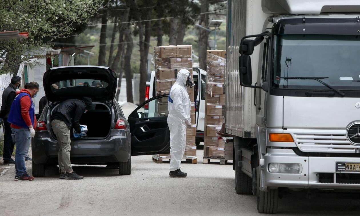 Κορονοϊός - Συναγερμός στη Ριτσώνα: Η Αστυνομία αναζητά άτομα που έσπασαν την καραντίνα