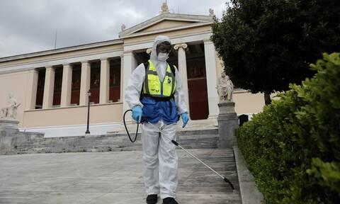 Κορονοϊός: 59 νεκροί στην Ελλάδα - 99 νέα κρούσματα - 1.613 στο σύνολο