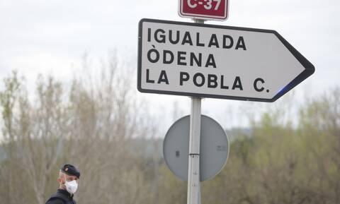 Κορονοϊός Καταλονία: Στο μέγιστο επίπεδο πίεσης τα νοσοκομεία
