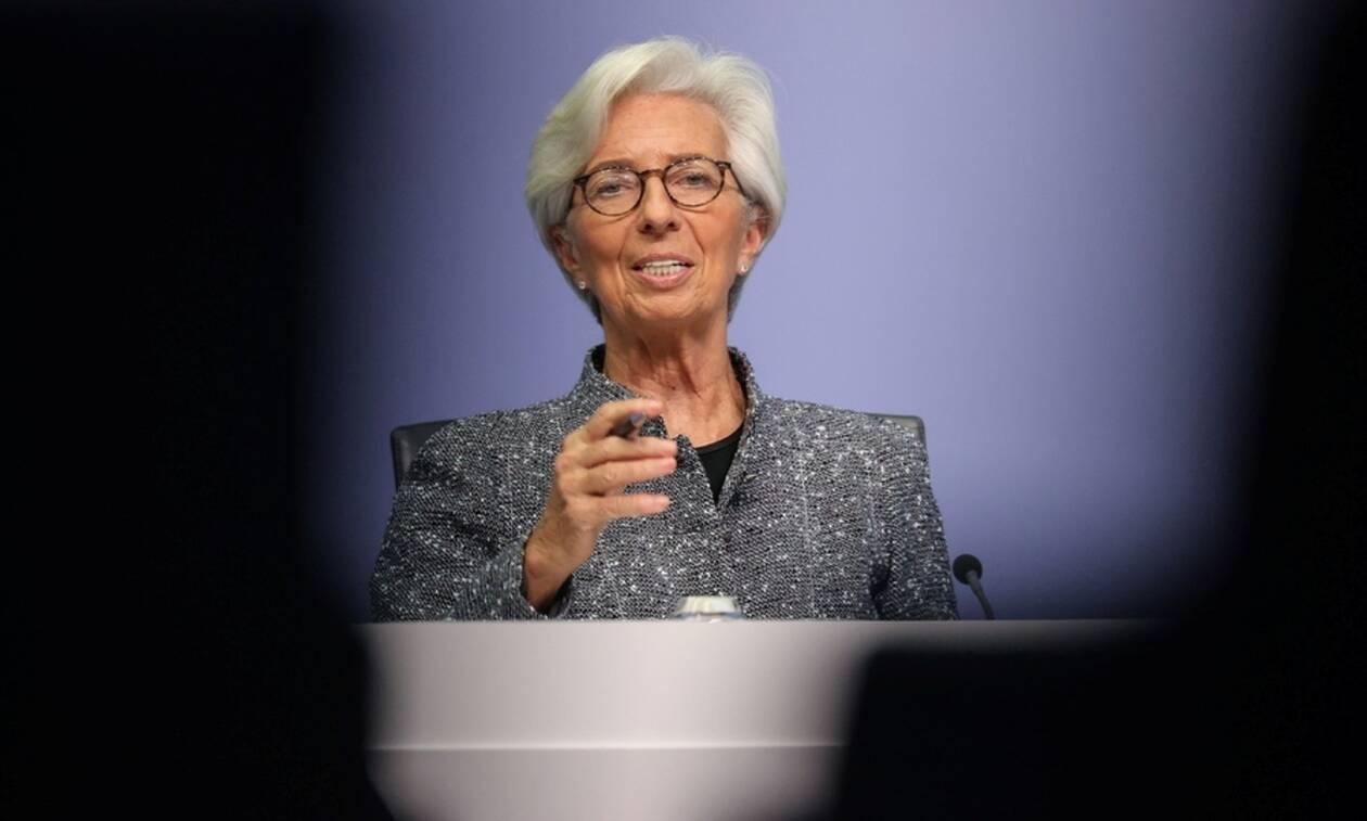ΕΚΤ και νόσος COVID-19 ορίζουν την οικονομία της ΕΕ