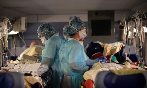 Κορονοϊος Γαλλία: Θερίζει ο ιός! 588 νεκροί το τελευταίο 24ωρο
