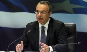Κορονοϊός - Σταϊκούρας: Όχι σε περικοπές στο Δημοσιο - Έχουμε «καύσιμα», θα ανακάμψουμε