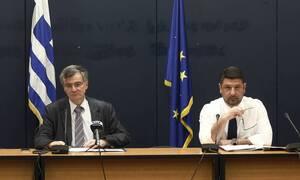 Κορονοϊός - Κωτσιόπουλος: Σε λειτουργία τα πρώτα Κέντρα Υγείας αποκλειστικά για ασθενείς Covid-19