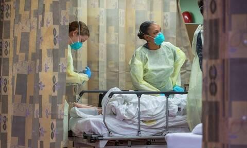 Κορονοϊός - Συγκλονίζει Έλληνας γιατρός στις ΗΠΑ: Είναι κόλαση, πόλεμος - Βάζουμε νεκρούς σε φορτηγά