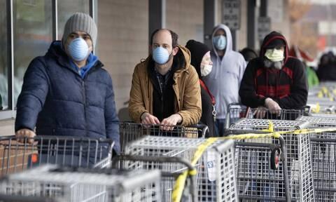 Κορονοϊός στις ΗΠΑ: Οδηγία προς όλους τους Αμερικανούς να φορούν προστατευτικές μάσκες (vid)