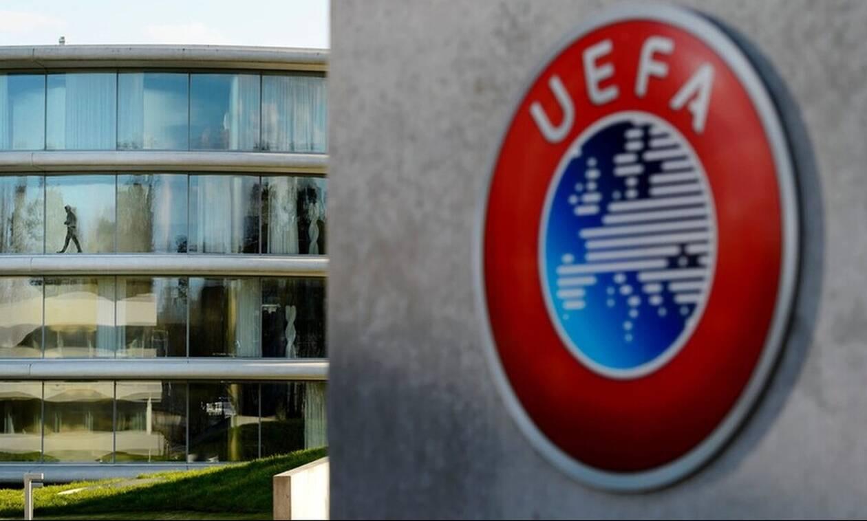 Κορονοϊός: Deadline από την UEFA για τη λήξη των πρωταθλημάτων