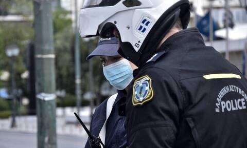 Κορoνοϊός - Απαγόρευση κυκλοφορίας: Δεν βάζουν μυαλό! 1.773 παραβάσεις και 5 συλλήψεις την Παρασκευή