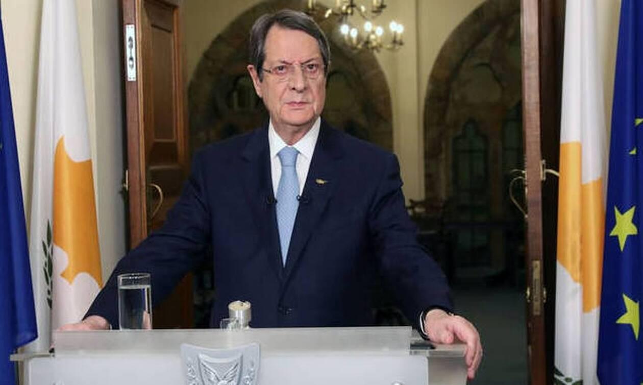 Κύπρος: Το τραγούδι που πόσταρε ο Αναστασιάδης για τον κορονοϊό