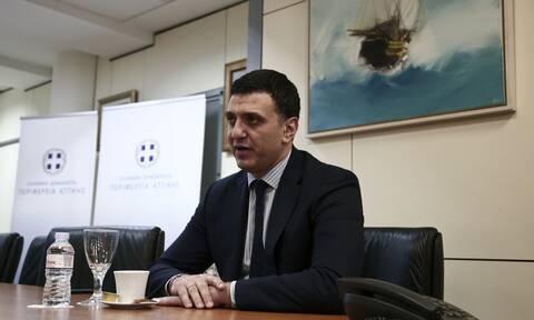 Κορονοϊός - Κικίλιας: Κρίσιμος μήνας ο Απρίλιος για την εξάπλωση του ιού