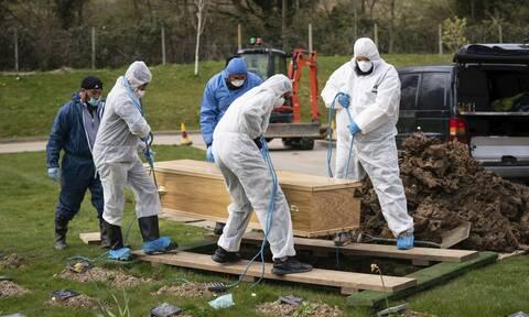 Κορονοϊός - Βρετανία: ΣΟΚ! Πέθανε 5χρονο αγοράκι - Νέο αρνητικό ρεκόρ με 708 νεκρούς σε ένα 24ωρο