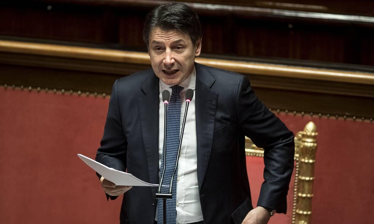 Κορονοϊός: Πέθανε άνδρας της φρουράς του Ιταλού πρωθυπουργού Τζουζέπε Κόντε