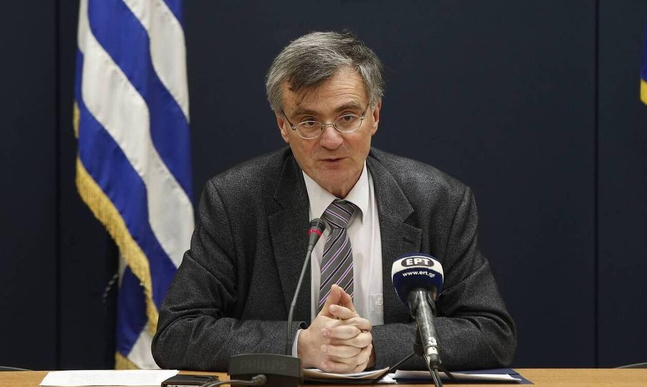 Η απάντηση του Τσιόδρα στο CNN Greece για την «προφητική» δήλωσή του περί επικείμενης πανδημίας