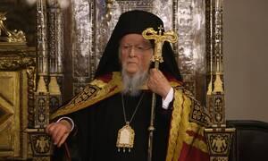 Αρχιεπίσκοπος Ιερώνυμος: Ευχές για περαστικά από τον Οικουμενικό Πατριάρχη Βαρθολομαίο