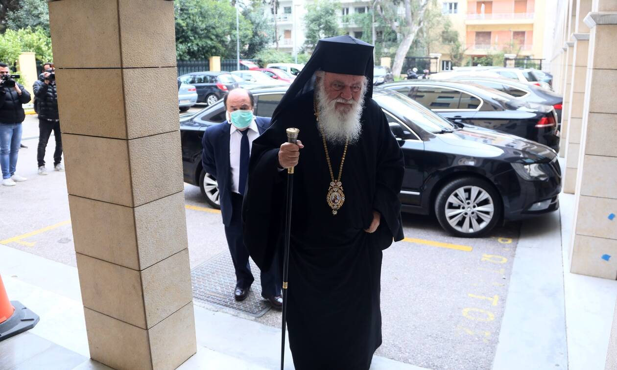 Κορονοϊός - Ιερώνυμος: Η Εκκλησία προσαρμόζεται όταν υπάρχει ανάγκη