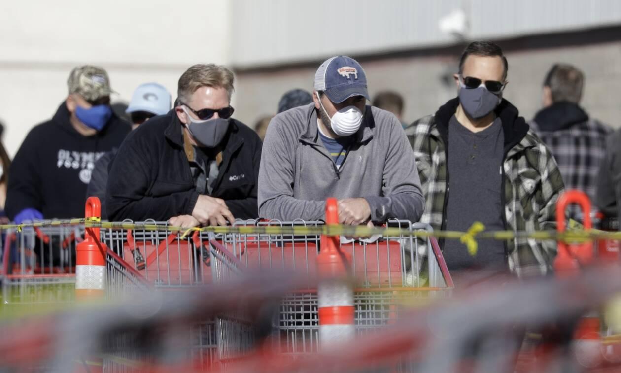 Κορονοϊός: Φοράμε μάσκα ή όχι; - Τι είπε ο Τσιόδρας