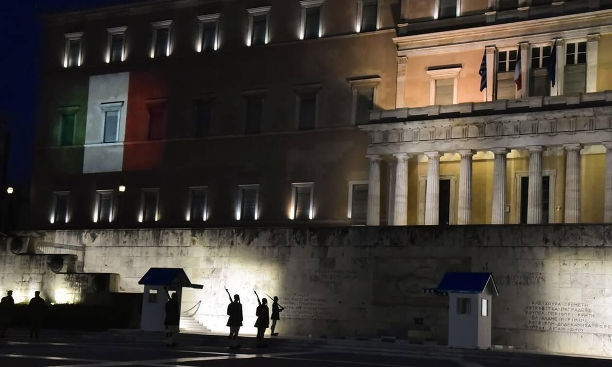 Κορονοϊός Ιταλία: Το «ευχαριστώ» του προέδρου της ιταλικής Βουλής στην Ελλάδα