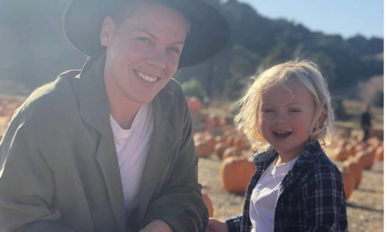 Η Pink και ο γιος της θετικοί στον κορονοϊό