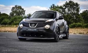 Αυτό είναι το πιο δυνατό και πιο ακριβό Nissan Juke που κυκλοφορεί