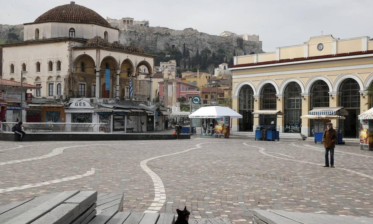 Παράταση στην απαγόρευση κυκλοφορίας: «Μένουμε σπίτι» έως τις 27 Απριλίου - 68 οι νεκροί στην Ελλάδα