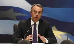 Κορονοϊός-Σταϊκούρας: Στο 4% η ύφεση - 37 δισ. για την οικονομία - Πότε θα καταβληθούν τα επιδόματα