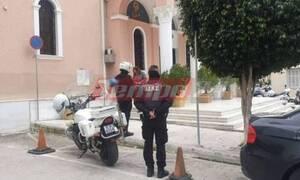 Κορονοϊός - Πάτρα: Αμετανόητοι! Πήγαν σε εκκλησία και τους «έκοψαν» πρόστιμα