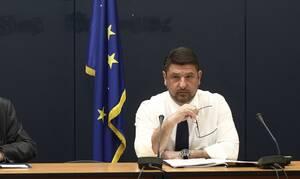 Κορονοϊός - Χαρδαλιάς: Ο κίνδυνος δεν έχει περάσει, κάθε μέτρο είναι στο τραπέζι για το Πάσχα