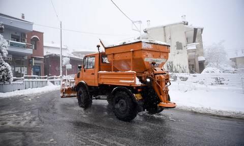 Καιρός: Βροχές και τσουχτερό κρύο τη Δευτέρα - Χιόνια και στην Πάρνηθα