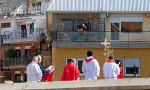 Κορονοϊός Ιταλία: 525 θάνατοι σε ένα 24ωρο
