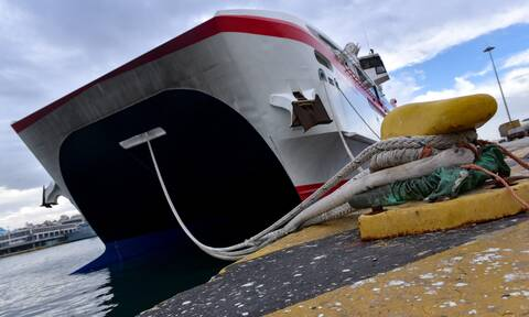 Κακοκαιρία: Δεμένα πλοία στα λιμάνια - Δείτε ποια δρομολόγια δεν πραγματοποιούνται