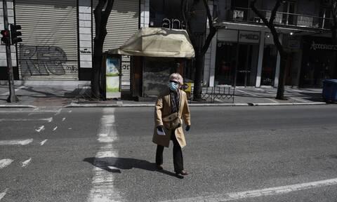Κορονοϊός - Απαγόρευση κυκλοφορίας: 1.224 νέες παραβάσεις για άσκοπες μετακινήσεις
