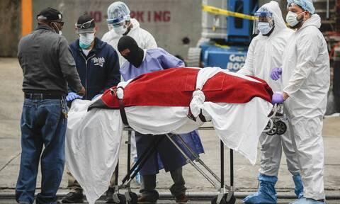 Κορονοϊός - ΗΠΑ: Τρομακτική πρόβλεψη για «νέα 11η Σεπτεμβρίου»