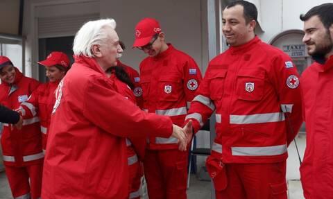 Ελληνικός Ερυθρός Σταυρός: «Βοήθεια στο Σπίτι» και διανομή δωροεπιταγών για το Πάσχα