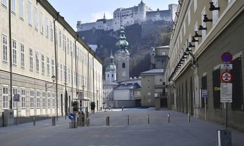 Κορονοϊός: Η Αυστρία είναι η πρώτη χώρα που χαλαρώνει τους περιορισμούς στην κυκλοφορία