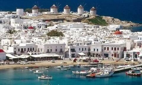 На греческих островах вводится тотальный запрет выходить из дома с 20:00 до 08:00