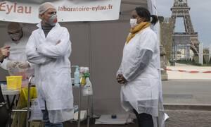 Κορονοϊός: Τρομάζουν οι αριθμοί της Γαλλίας - Ακόμη 833 νεκροί