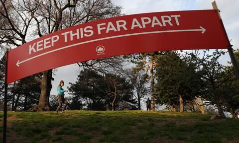 Κορονοϊός ΗΠΑ: Ανατριχίλα! Ετοιμάζονται να θάψουν τους νεκρούς τους σε πάρκα
