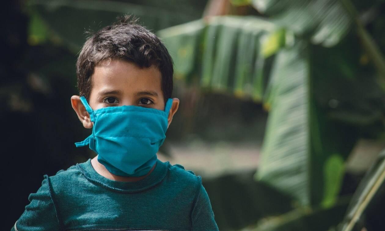 Κορονοϊός: Μεγάλη προσοχή με τα παιδιά - Δείτε τι συμβαίνει