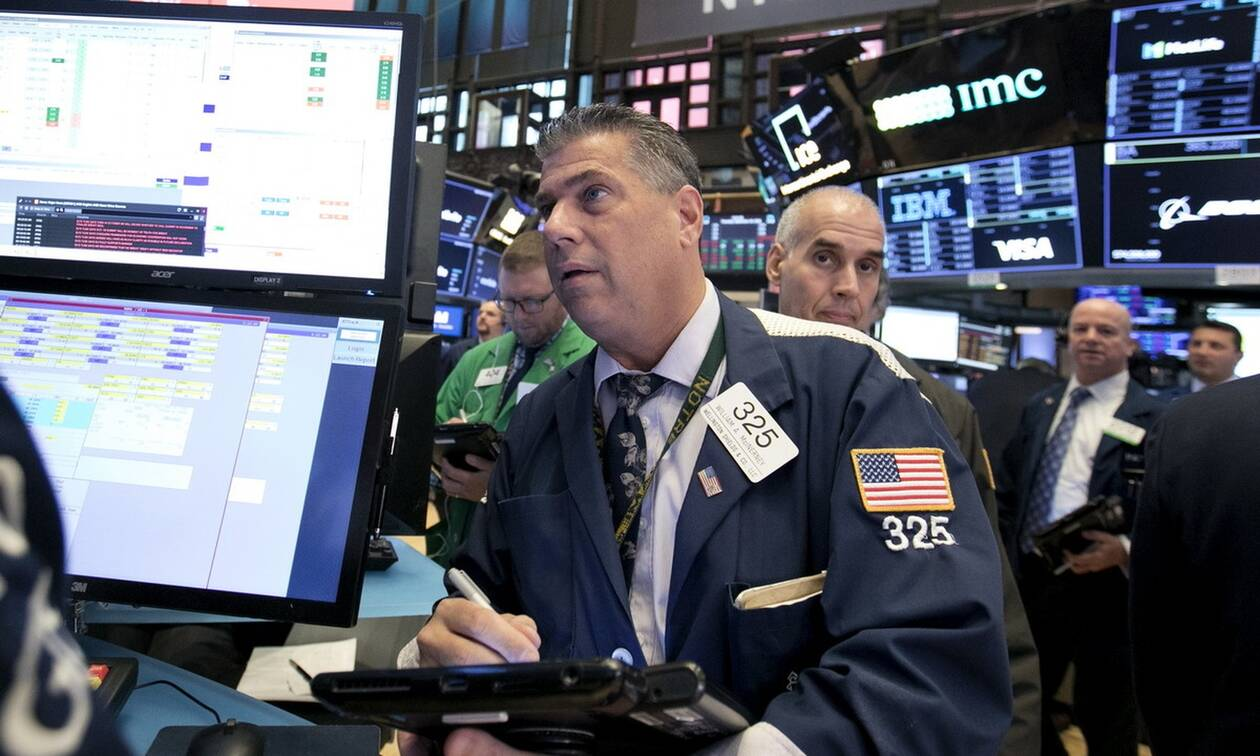 Κορονοϊός: Ράλι στη Wall Street - Μεγάλη πτώση στο πετρέλαιο