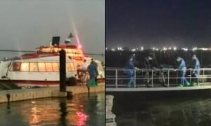 Κορονοϊός: Πέθανε στο Μεξικό ο Έλληνας ναυτικός που είχε μολυνθεί σε κρουαζιερόπλοιο