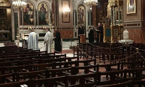 Κορονοϊός στην Ελλάδα: Πώς θα λειτουργήσουν οι εκκλησίες από την Κυριακή των Βαΐων μέχρι το Πάσχα